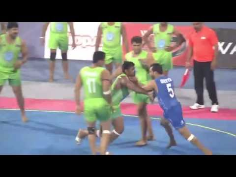 World Kabaddi League, Day 33: Lahore Lions Vs. United Singhs