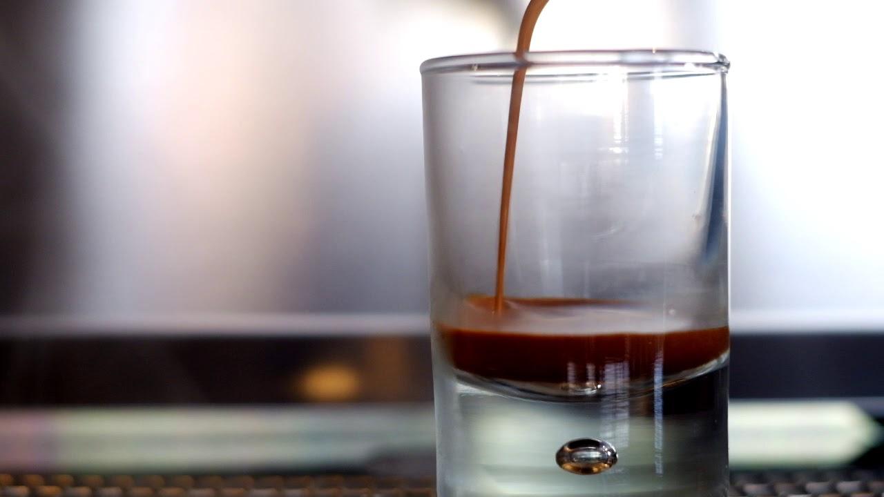 続Espresso lever machine クレマ/ボディ/ハート