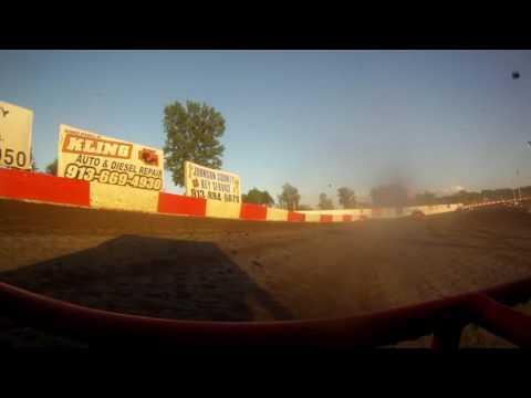 Lakeside Speedway Grand National Heat race 5 26 17 Nick Newton