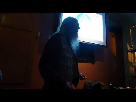 Greywolf (Philip Shallcrass) at The Castle Sept 2017