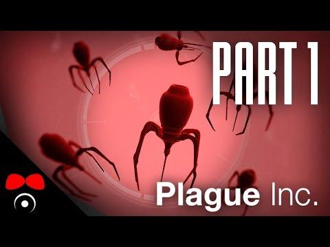 MŮŽE REAKCE VYHUBIT LIDSTVO?   Plague Inc. #1