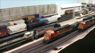 BNSF FALL RIVER DIVISION 5 2017 PTII OPS