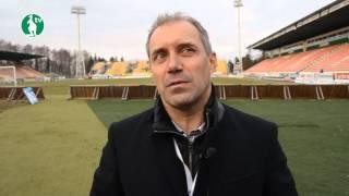 27. 2. 2016 - 1.FK Příbram - Bohemians Praha 1905 0:0 (0:0) - pozápasové rozhovory