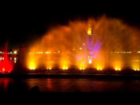 Fountain lakhota lake jamnager