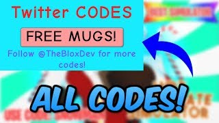 *NEW* ALL WORKING CANDYCANE AND MUG CODES! (Roblox Hot Chocolate Simulator)