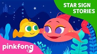 Mommy and Baby Pisces | Star Sign Story | Pinkfong Story Time for Children