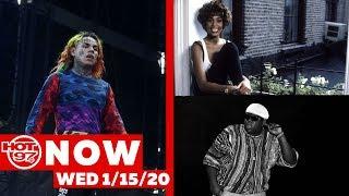 Tekashi 69 Terrified + Whitney Houston + Biggie Smalls Inducted Into R&R  Hall Of Fame