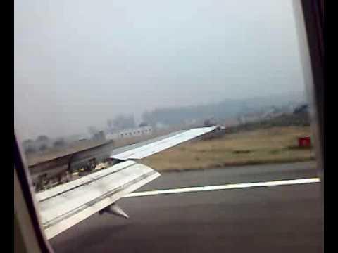 air slovakia landing at amritsar airport