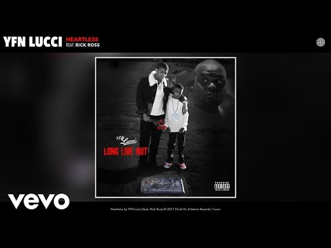 YFN Lucci  Heartless Audio ft Rick Ross