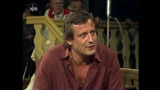 Konstantin Wecker in der 3nach9-Talkshow (1983)