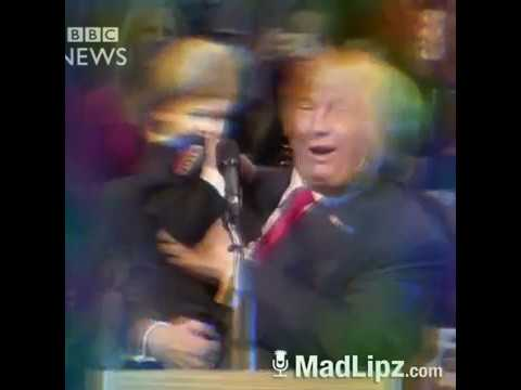 Trump His Son Is A Mocro