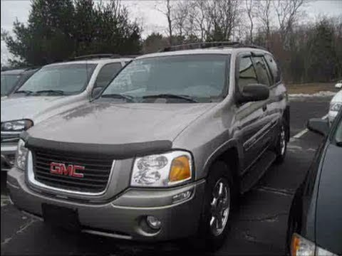 2003 gmc envoy sle start up engine in depth tour youtube. Black Bedroom Furniture Sets. Home Design Ideas