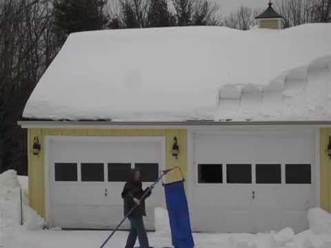 Testing New Avalanche Snow Removal System Youtube