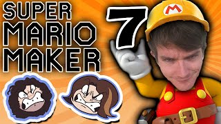 Super Mario Maker: Going Primal - PART 7 - Game Grumps