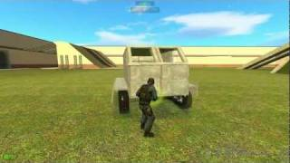 Garrysmod 12 Boxer 8 Powered (apc) With Gearless E2 Transmission!