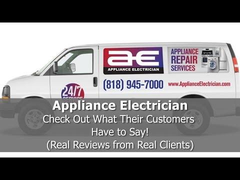 Appliance Electrician - REVIEWS - Glendale, CA HVAC Reviews