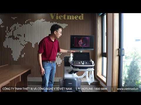 Thiết kế máy siêu âm Mindray Nuewa I9 - Chuyên sản khoa