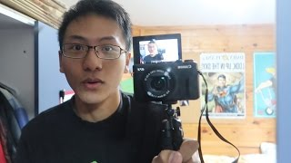 Testing new Canon G7X mark ii / G7x mark 2 (AUDIO + video footage) | VLOG 16