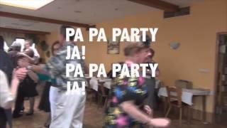 KOMMANDO ELEFANT - Party & Blamagen (LASS UNS REALITÄT) Lyric Video