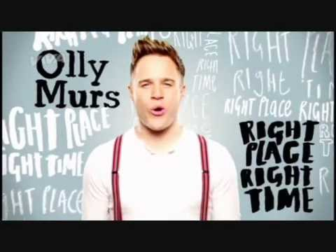 Olly Murs Right Place Right Time Album Advert 2013