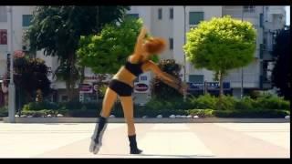 видео Акробатические трюки в танце