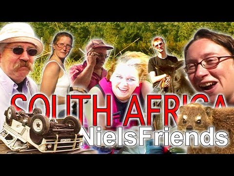 SOUTH AFRICA - How to travel best: CAPETOWN and GARDEN ROUTE #FindNielsFriends