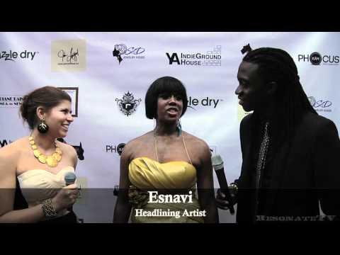 ESNAVI LIVE @ DOMINION NY | RED CARPET EVENT