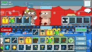 Growtopia - WL TO DL #1 (Trading)
