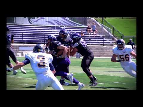 UW-Whitewater Football 2017 Intro Video