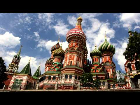 Moscow City Tour, Russia