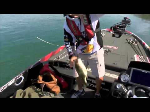 Edwin Evers decides to slow down BASS Live www.bassmaster.com