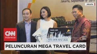 Video Peluncuran Mega Travel Card download MP3, 3GP, MP4, WEBM, AVI, FLV November 2017