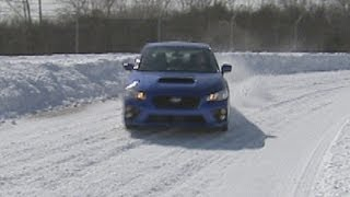 Fox Car Report:Test Drive: 2015 Subaru WRX