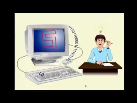 урок информатики знакомство компьютером