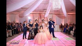Joelly's Surprise Family Dance