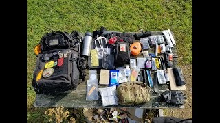 Every Day carry bag Contents