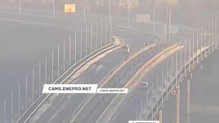 ДТП на мосту - 17.03.17