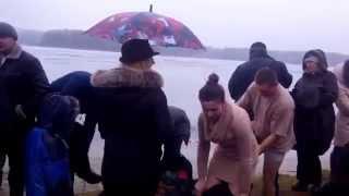 второе водокрещение Валерии