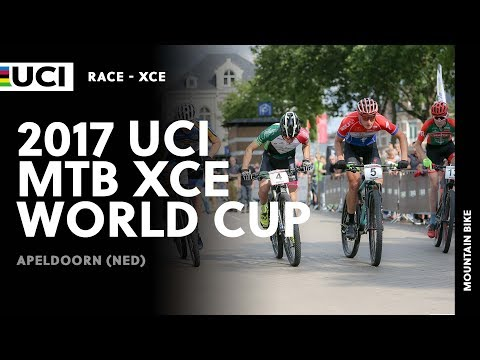 2017 UCI Mountain Bike XCE World Cup - Apeldoorn (NED)