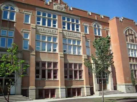 At McCauley School