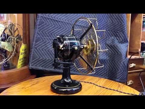 Hawthorn Western Electric Antique Fan