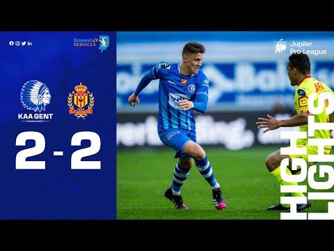 Gent Mechelen Goals And Highlights