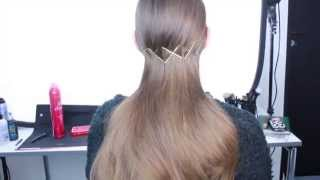 Easiest party hair ever. Thumbnail