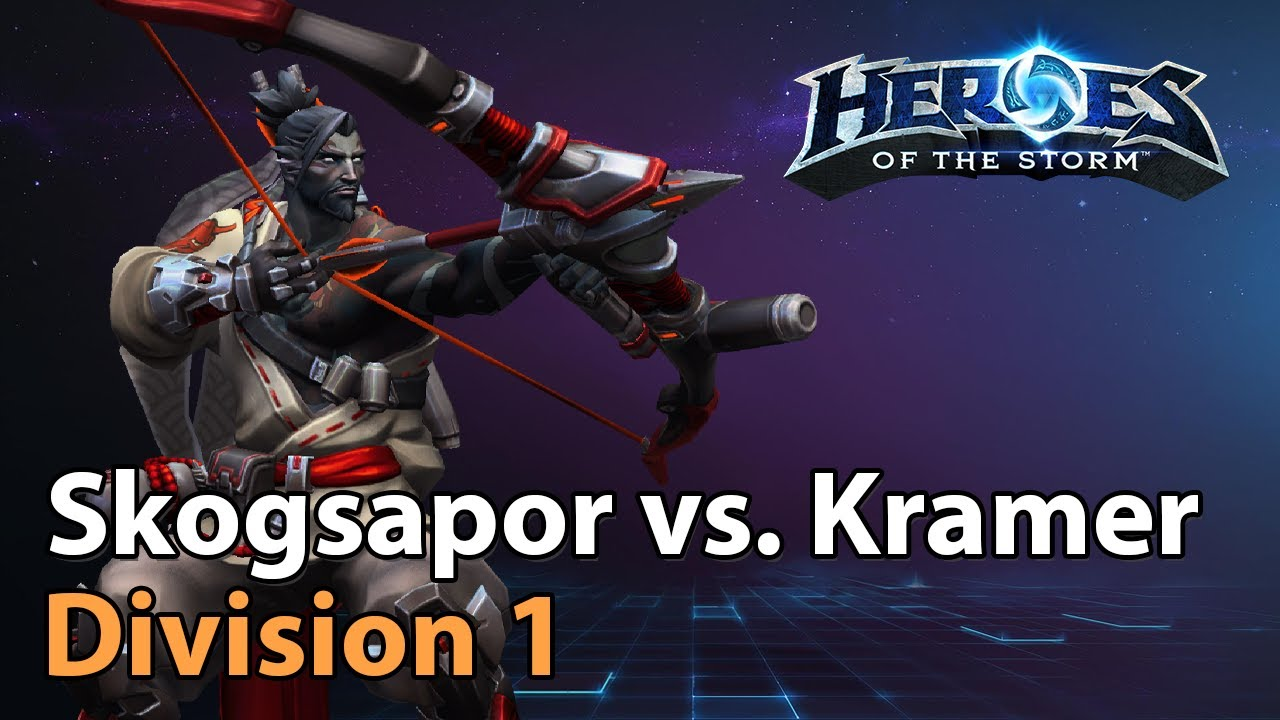 ► Skogsapor vs. Project Kramer - Division 1 - Heroes of the Storm Esports