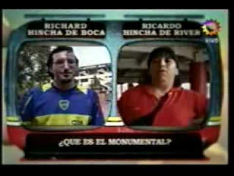 Contraste TVR (River vs Boca)