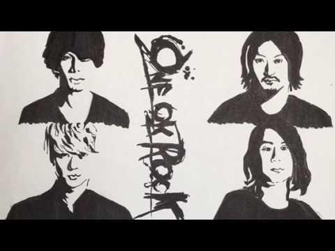 One Ok Rock ワンオクロック のイラスト描いてみた Youtube