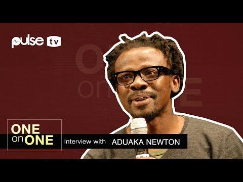 One-on-One with Aduaka Newton Art Director, AFRIFF 2017 | Pulse TV