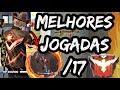 MELHORES JOGADAS [HIGHLIGHT] #17 - FREE FIRE 2019 (GARU FREEFIRE) - BEST SMG's MP40