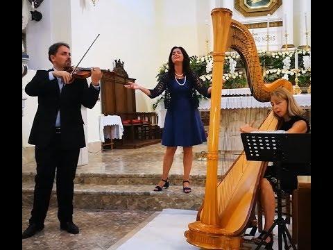 Ave Maria Schubert Nunzia D'Alessio Giuseppe Musto Pina Rubino