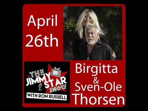 Birgitta & SvenOle Thorsen  @DrJimmyStar @RonRussell ROKU jimmystar